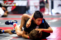 Action from the mat